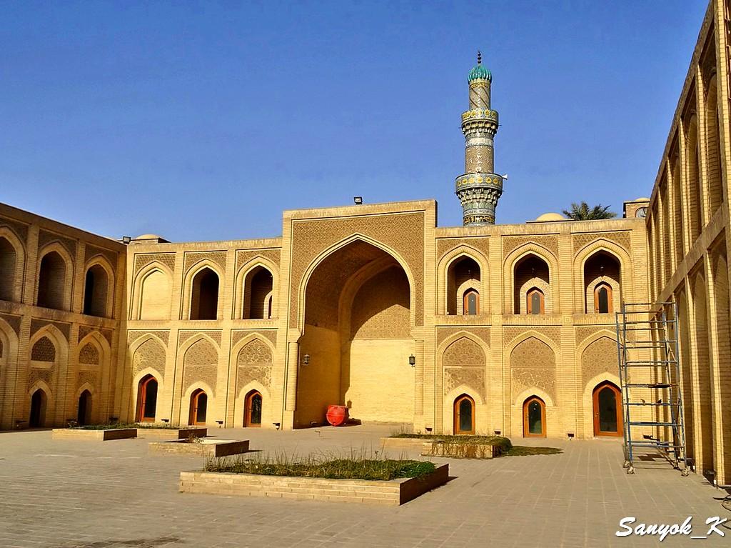 114 Baghdad Mustansiriya School Багдад Медресе аль Мустансирия