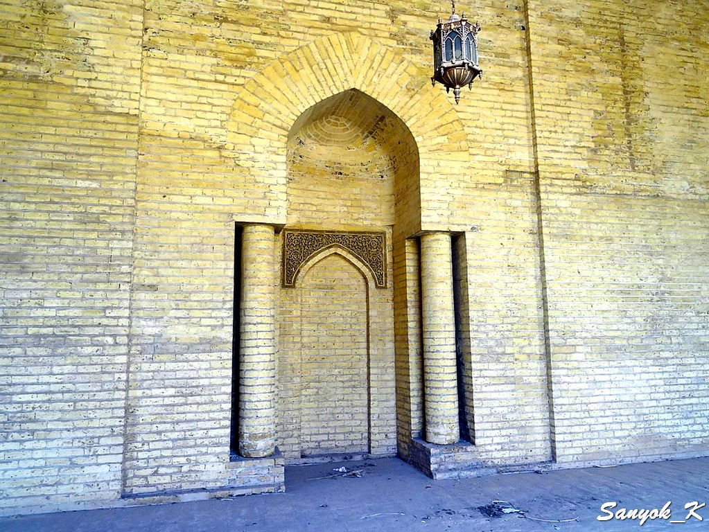118 Baghdad Mustansiriya School Багдад Медресе аль Мустансирия