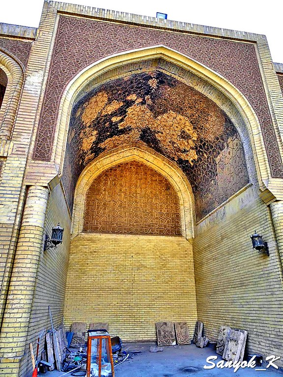 120 Baghdad Mustansiriya School Багдад Медресе аль Мустансирия