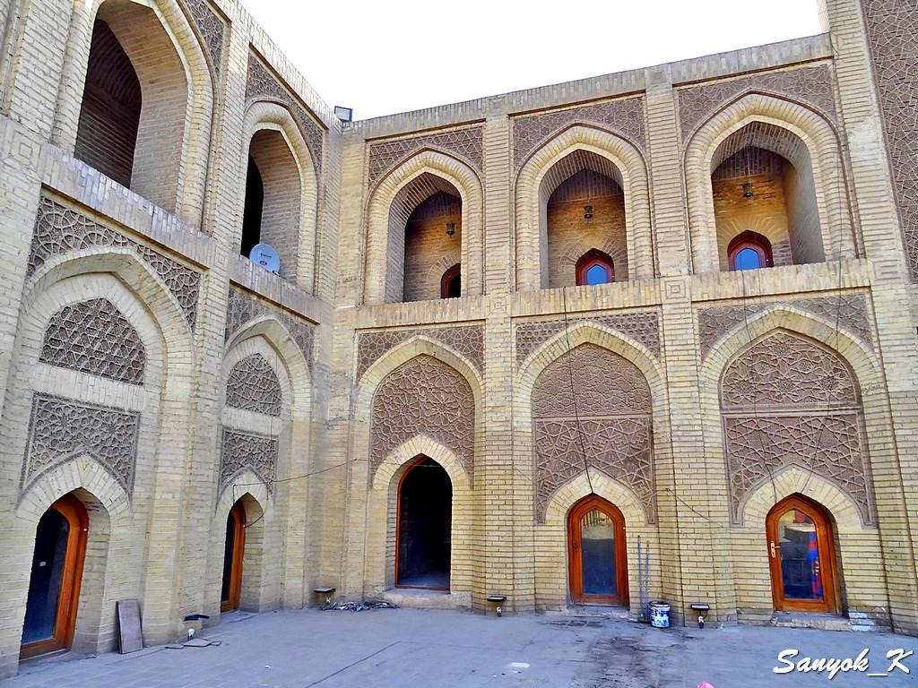 123 Baghdad Mustansiriya School Багдад Медресе аль Мустансирия