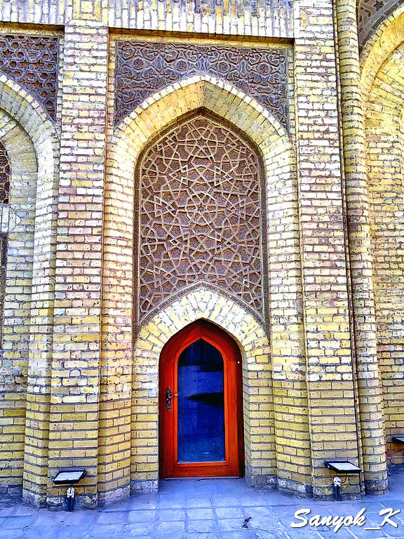 125 Baghdad Mustansiriya School Багдад Медресе аль Мустансирия