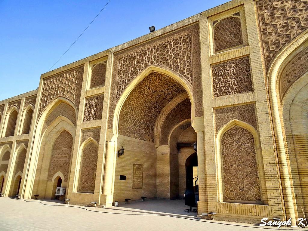 131 Baghdad Mustansiriya School Багдад Медресе аль Мустансирия