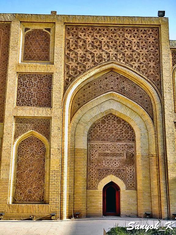 132 Baghdad Mustansiriya School Багдад Медресе аль Мустансирия