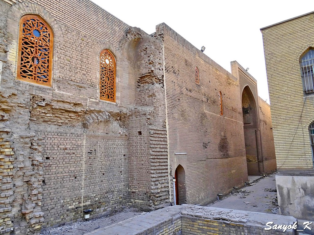 150 Baghdad Mustansiriya School Багдад Медресе аль Мустансирия